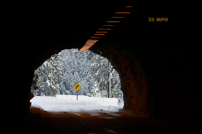 tunnel to yosemite
