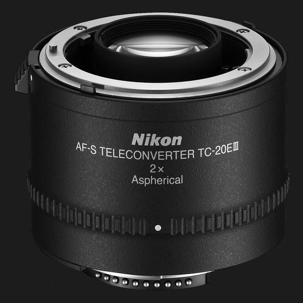 Nikon TC-20E III 2x Teleconverter