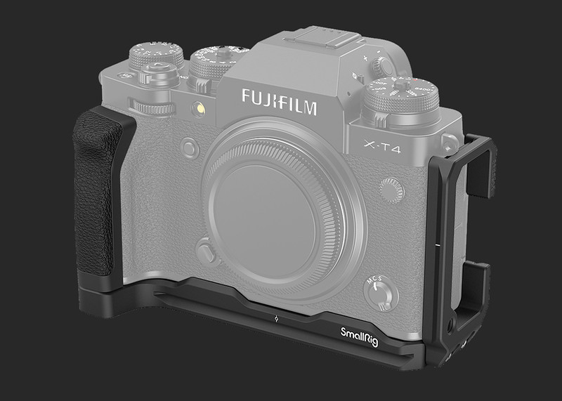 SmallRig L Bracket for FUJIFILM X-T4 Camera LCF2812                  (New Item On Order)