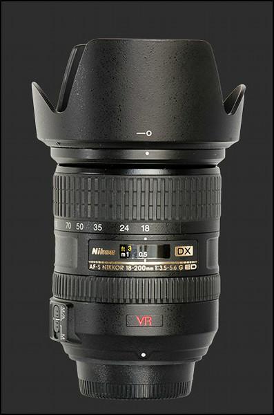 Nikon 18-200mm Zoom
