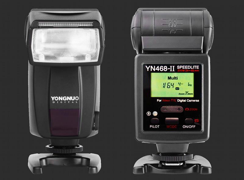 Yongnuo YN468 II Speedlite Flash