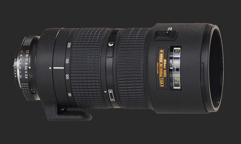 Nikkor 80-200mm f/2.8
