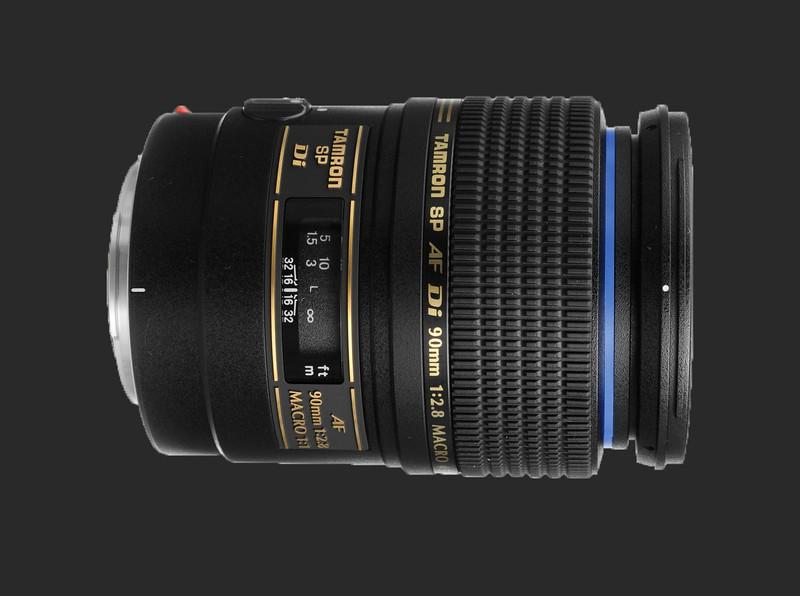 Tamron 90mm f/2.8 SP AF Di Macro