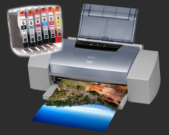 Canon S9000 Large format printer