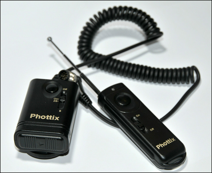 Phottix remote trigger
