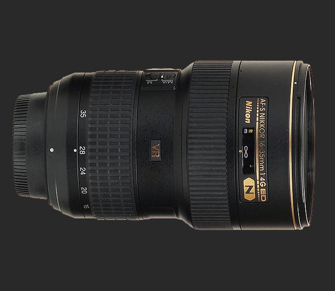 Nikkor AFS 16-35 F4 VR