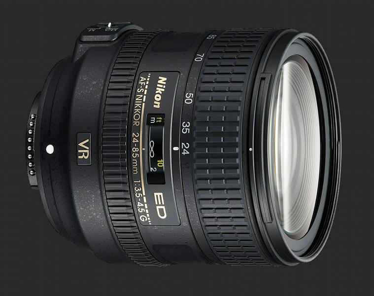 Nikkor AFS 24-85mm VR