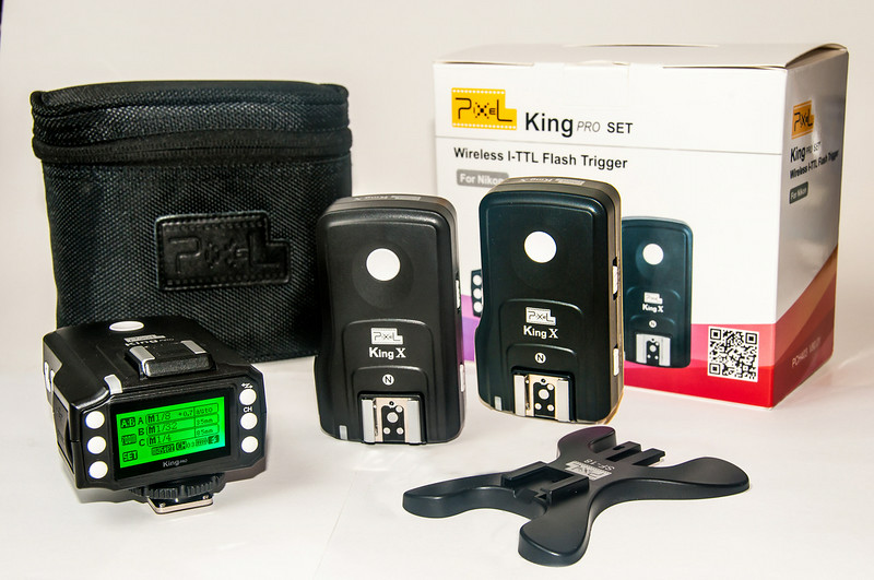 Pixel King Pro Radio Flash Triggers