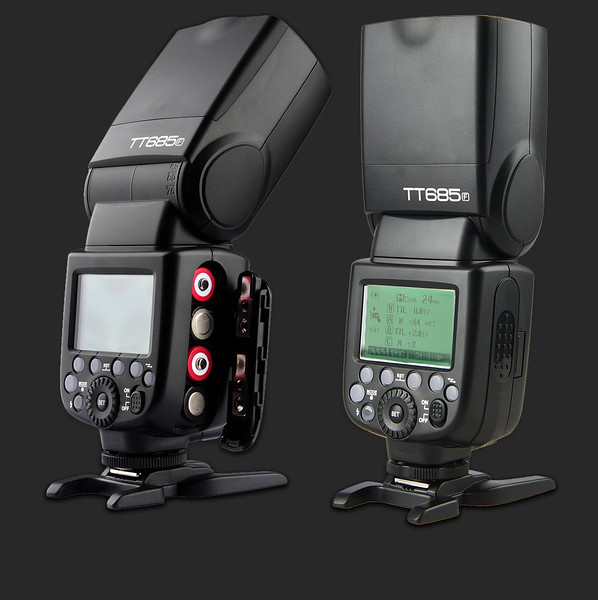 Godox TT685F Thinklite TTL Flash for Fujifilm
