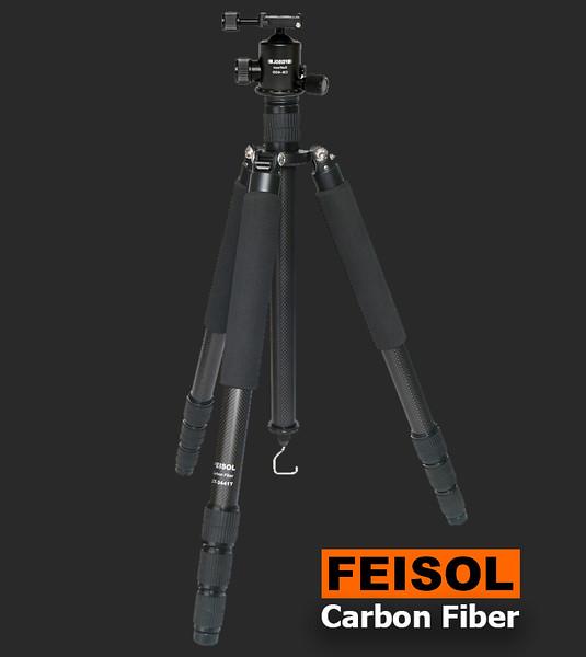 FEISOL Travel Tripod CT-3441T Rapid