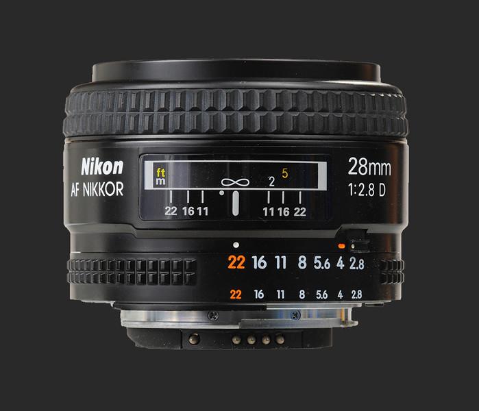 NIKKOR  AF 28mm f/2.8D