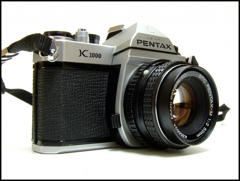 Pentax K100 Fully Manual Film Camera