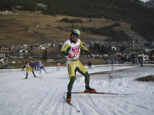 Former Birkie winner Maurizio Pozzi on the Go Faster Clap System.