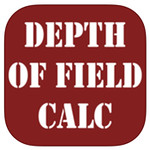 Depth of Field Calculator App