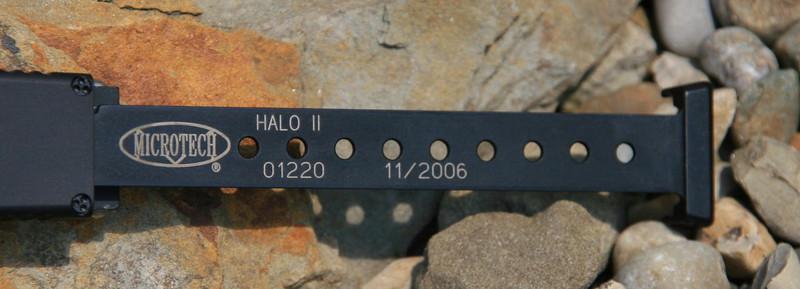 Microtech Halo II