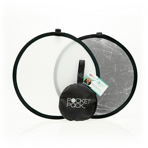 Pocket Pack Reflectors for Macro Photos