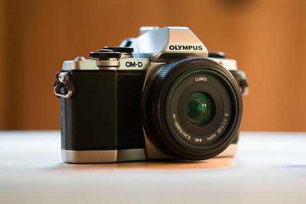 Lumix 20mm f/1.7