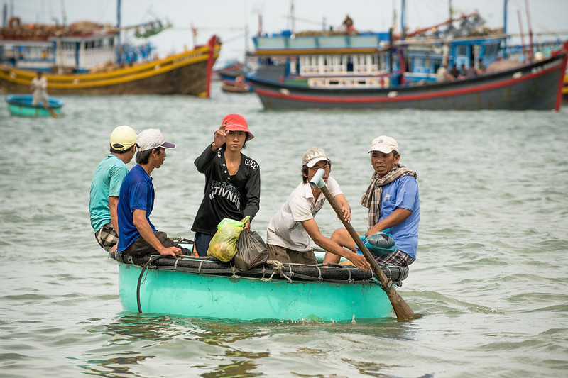 muine fishermen