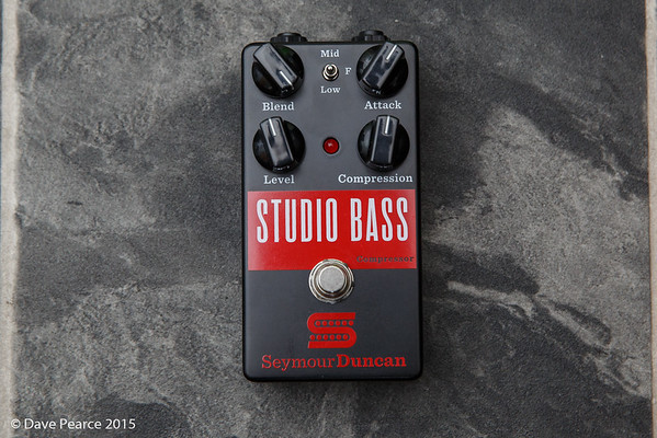 SD  Studio Bass Compressor