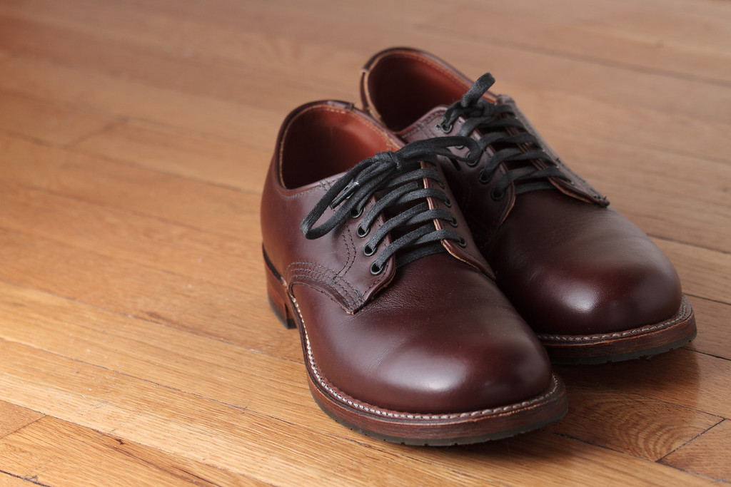 Red Wing Beckman Oxfords