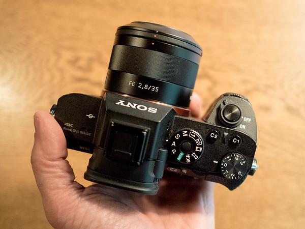 Sony FE 2.8/35mm
