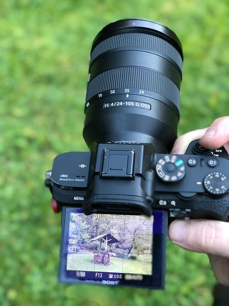 Sony FE 24-105 G f/4
