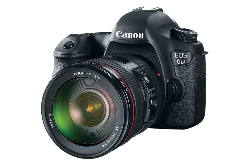 Canon 6D and Canon 24 105 L