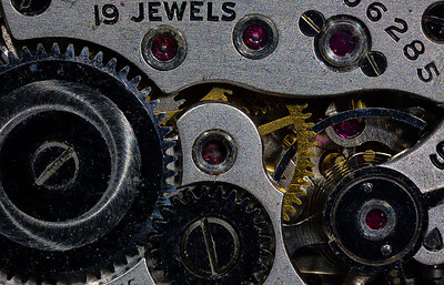 19 Jewels Elgin USA