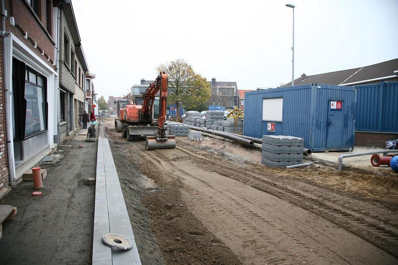 25/10/2007 - Gelaagstraat - Dorpsplein