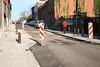 17/11/2007 - Gelaagstraat - oversteekplaats aan de  kleuterschool