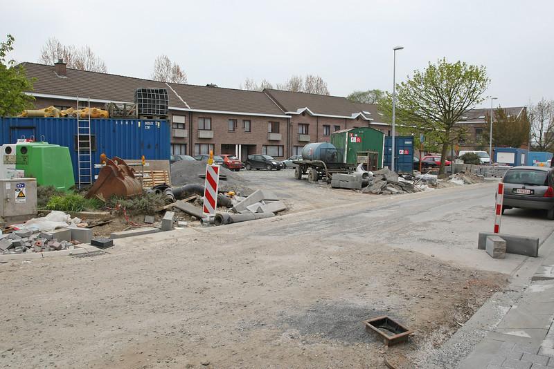19/04/2008 - Gelaagstraat - Dorpsplein