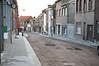 11/11/2007 - Gelaagstraat - oversteekplaats aan de kleuterschool