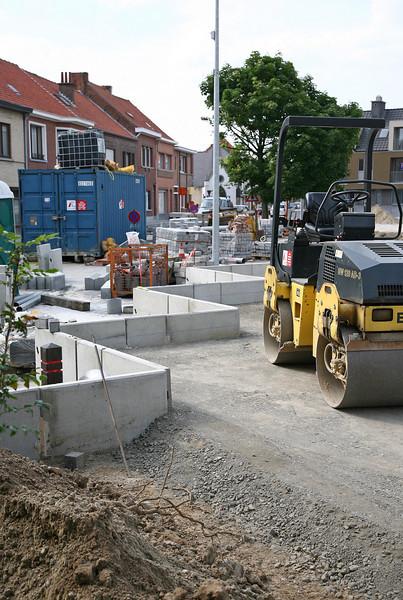 18/06/2008 - Gelaagstraat - Dorpsplein