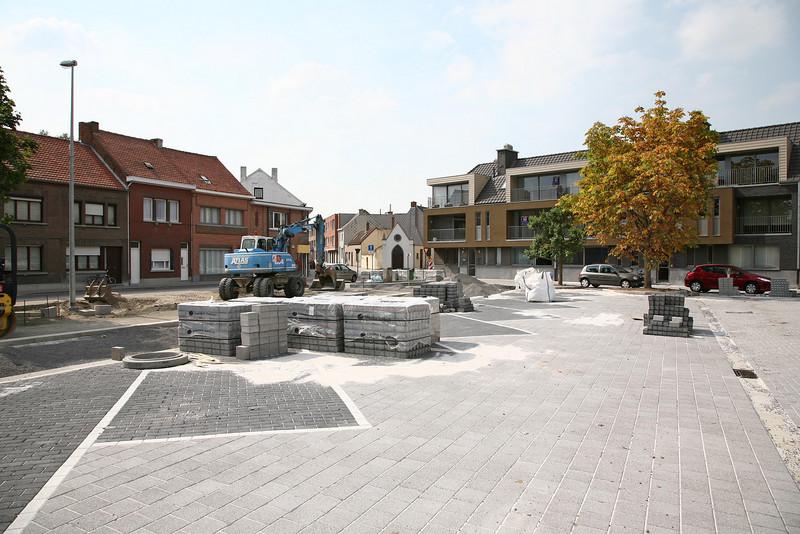 30/06/2008 - Gelaagstraat - Dorpsplein - Kerkhofstraat