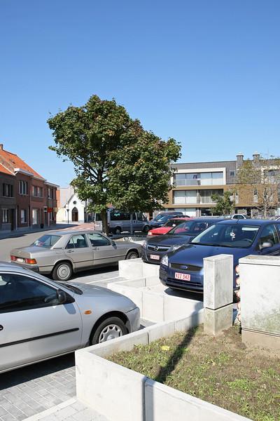 14/09/2008 - Gelaagstraat - Dorpsplein