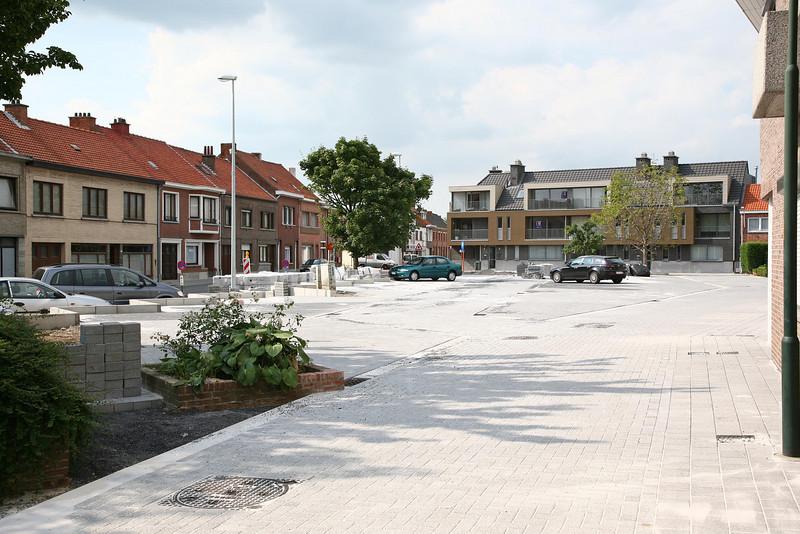 14/07/2008 - Gelaagstraat - Dorpsplein  (bouwverlof)