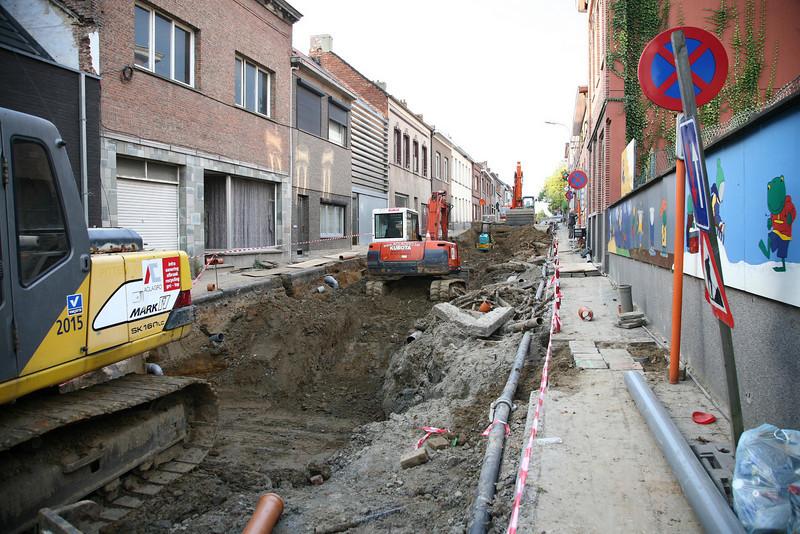 12/09/2007 - Gelaagstraat  (Kleuterschool)