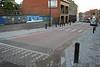 22/01/2008 - Gelaagstraat - Oversteekplaats aan de kleuterschool
