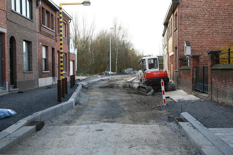 03/03/2008 - Kerkhofstraat (achteringang lagere school)