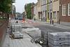 16/05/2008 - Gelaagstraat - Oversteekplaats aan de lagere school