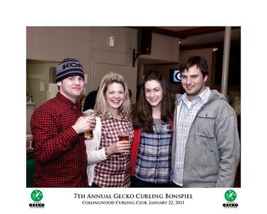 7th Annual Gecko Curling Bonspiel 5