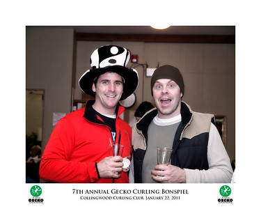7th Annual Gecko Curling Bonspiel 2