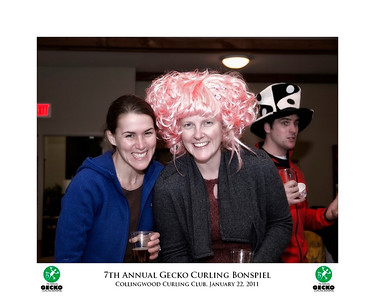 7th Annual Gecko Curling Bonspiel 1