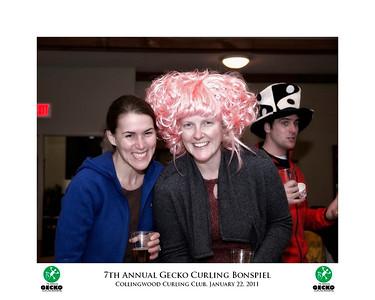 7th Annual Gecko Curling Bonspiel 1