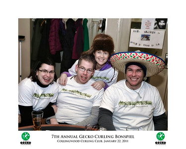 7th Annual Gecko Curling Bonspiel 9