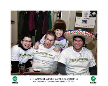 7th Annual Gecko Curling Bonspiel 9