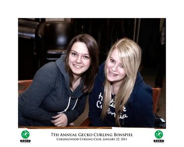 7th Annual Gecko Curling Bonspiel 7