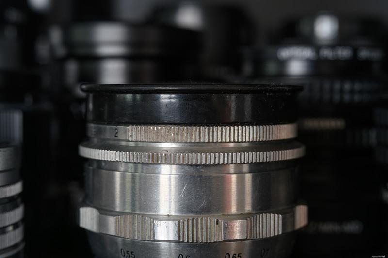 50mm f/1.8 S + Meike 11mm