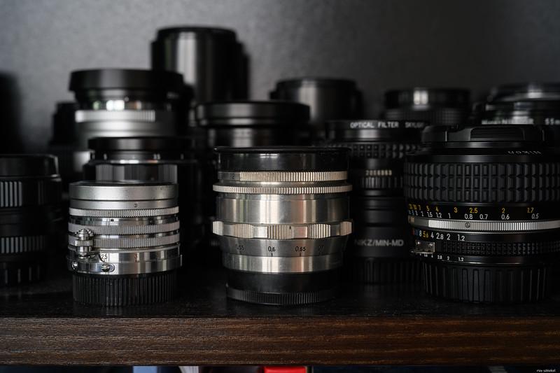 50mm f/1.8 S