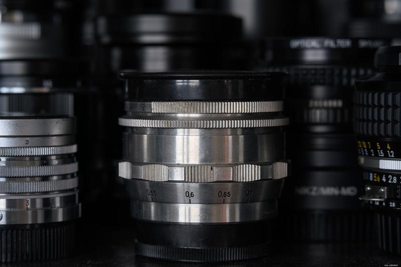 85mm f/1.8 S + Meike 11mm
